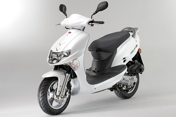 scooters 50cc vitality 50 a 50 mais vendida em portugal kymco. Black Bedroom Furniture Sets. Home Design Ideas